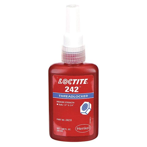 LOCTITE® 242 Fijador de roscas de resistencia media