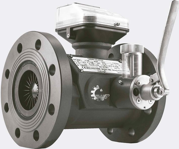 TBQM Medidor de Gas de Turbina G65-G 4000 DN50-DN300 ANSI Clase 150, 30