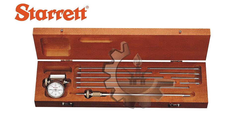 STARRETT® Comparador de Distorsión de Cigüeñales (Flexímetro)
