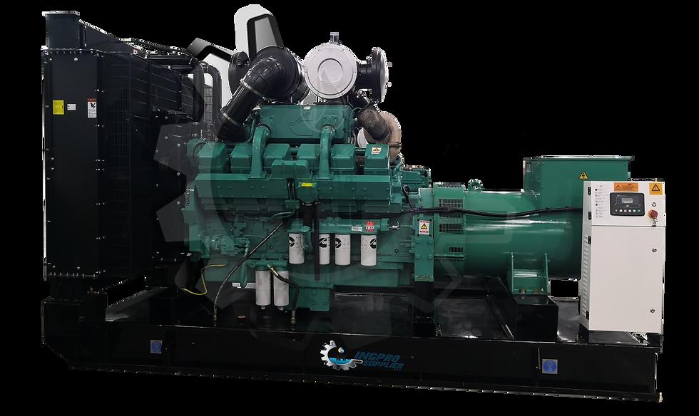 Grupo Generador Diesel 1265 Kva 3 Fases 1800 Rpm
