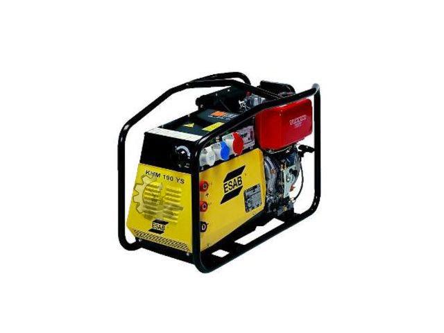 ESAB® Motosoldador  40-190 Amp / 5kva 3600 Rpm