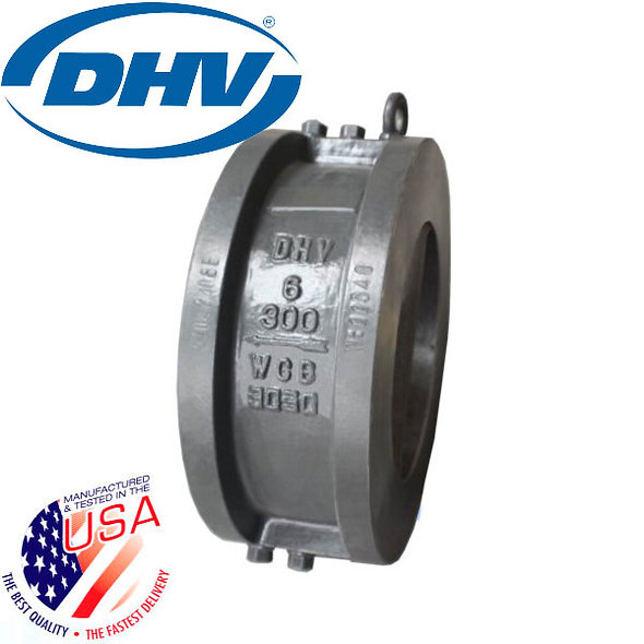 DHV® Válvulas de Retención DUAL-PLATE Prevención Golpe de Ariete
