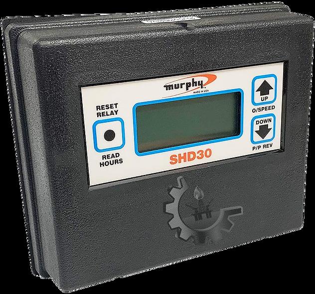 FW MURPHY® Tacómetro Sin Contacto Digital (Frecuencímetro)