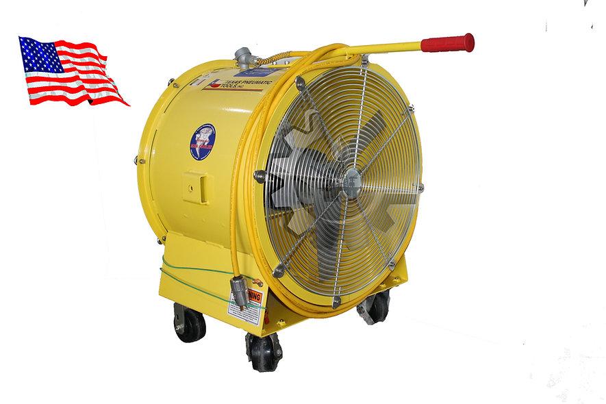 """AIRTOOLS®  Ventilador Axial  Anti-Explosion 18"""" - 48"""""""