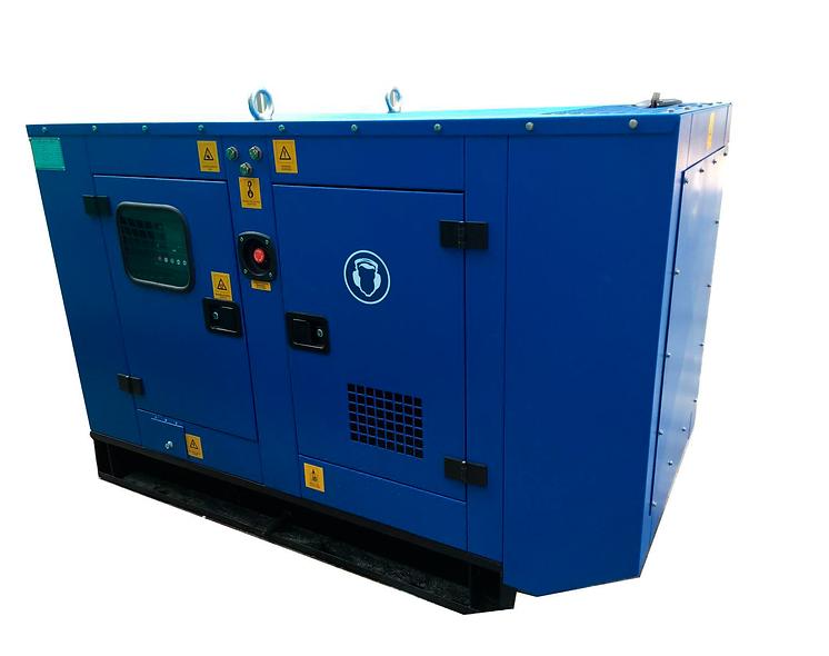 Grupo Generador Diesel 25 Kva 3 Fases 1800 Rpm