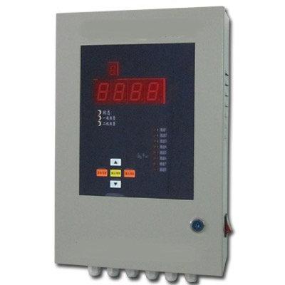 Panel De Control De Detector Gas Con Alarma