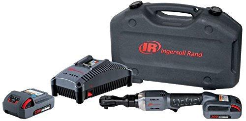 "Ratchet Recargable 3/8"" 245 Nm (2 baterías Li-on y cargador) Ingersoll-Rand"