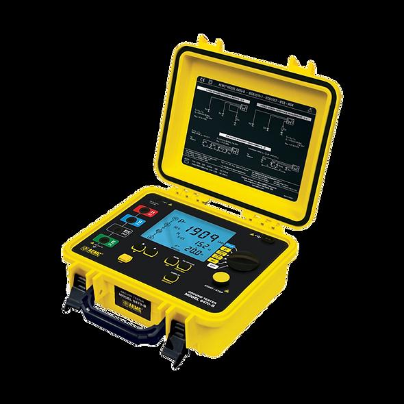 AEMC 6471 Telurómetro digital Inteligente