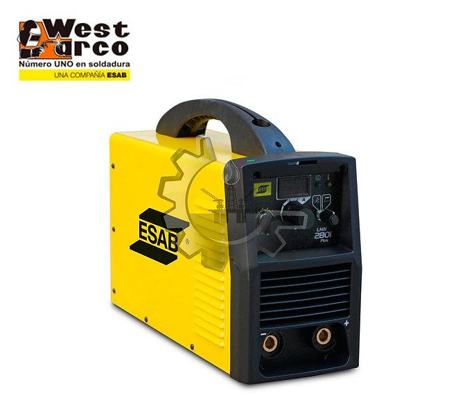 ESAB® Inversor 30-250 Amp, 220 Volt, electrodos Ø 2,5-4mm.