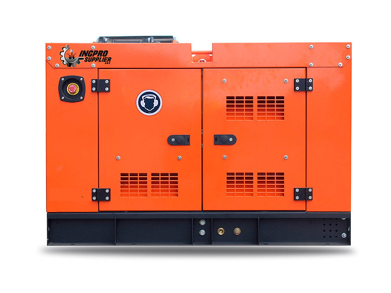 INGPRO™ Grupo Generador Diesel 6,5 Kva 1 Fase 1800 Rpm