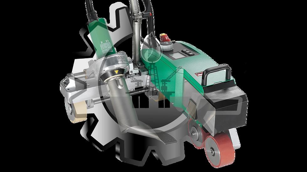 LEISTER® VARIMAT V2 Soldador De Termofusion Para Geomembrana Digital
