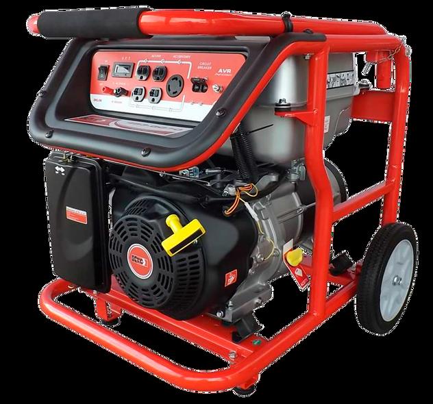 Grupo Generador Gasolina 2,5 Kva 120/240 1F 3600 Rpm KTC