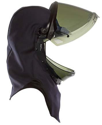 CAT 4 ArcGuard® Compliance™ Escafandra Arc Flash 40 cal/cm²