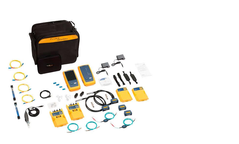 Certificadores de cables de cobre de la serie DSX CableAnalyzer™