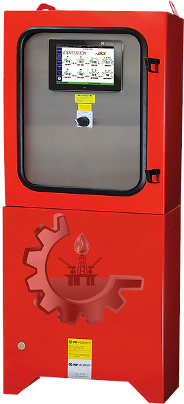 FW MURPHY® Centurion™ Panel de control configurable