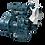 Thumbnail: Motor Diesel 10,1 - 11,5 kW (13,5 - 15,4 hp) 1800 Rpm KUBOTA