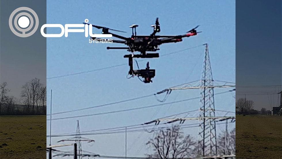DayCor® Cámara Coronográfica Para Drone  micROM HD