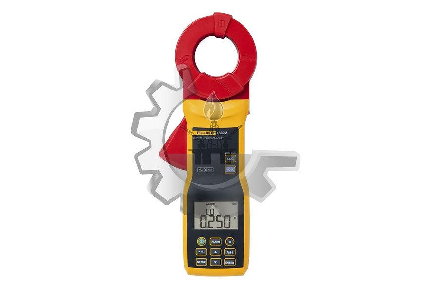 FLUKE® 1630-2 FC Telurómetro Pinza de Resistencia de Tierra