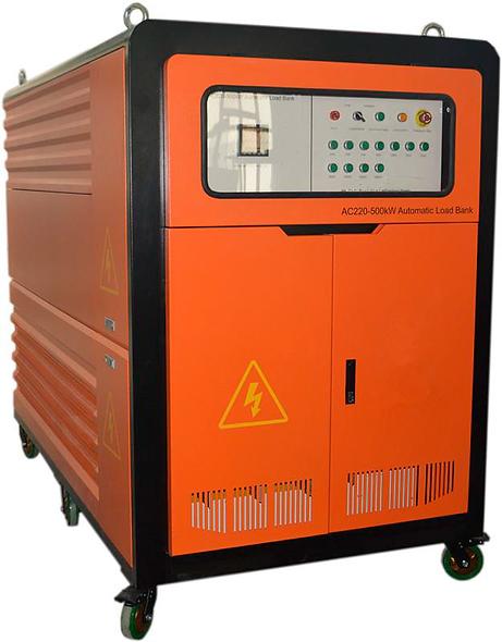 TLB-R500 INGPRO Banco de Carga Resistiva 500Kw 480VAC Estacionario