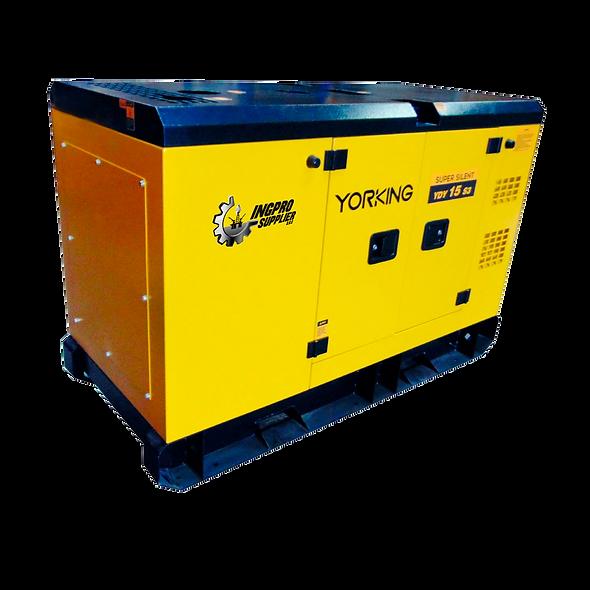 Grupo Generador Diesel 16,5 Kva 127/220 Volt 3 Fase 1800 Rpm