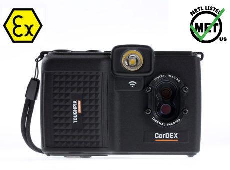 CorDEX® Cámara Intrínsecamente Segura 5 Megapíxeles