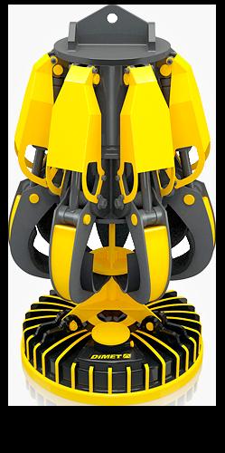 PG-X DIMET Generador de Corriente Autónomo Para Electromagnético