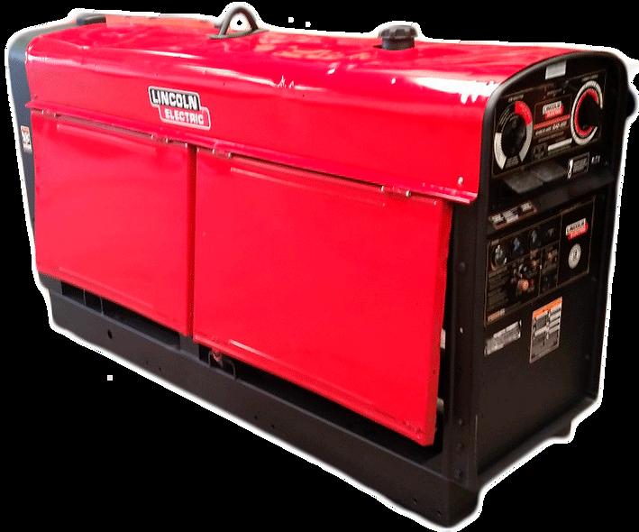SAE-400® LINCOLN Motosoldador 400 AMP