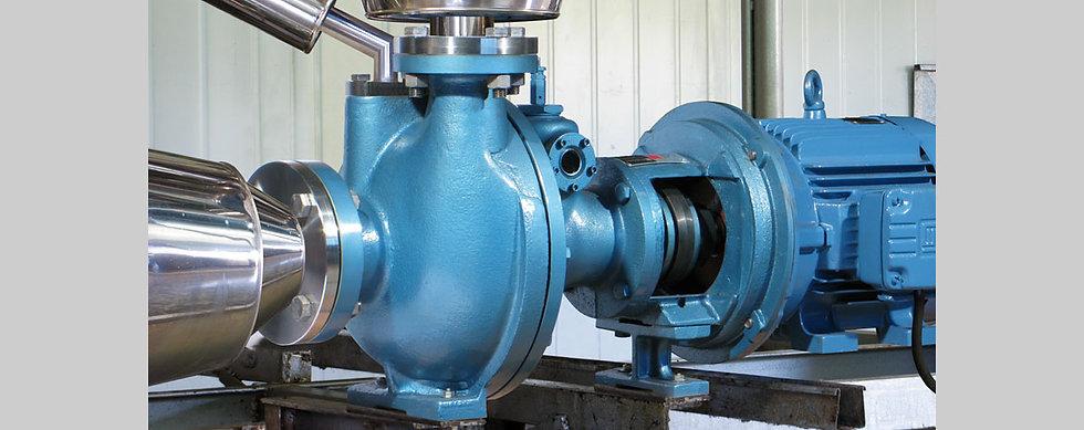 Bomba Centrífuga de Simple Etapa Para Refrigeración Industrial