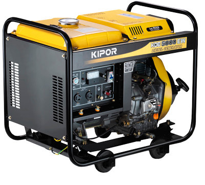 Motosoldador Diesel  50-160 Amp / 2kva 3600 Rpm