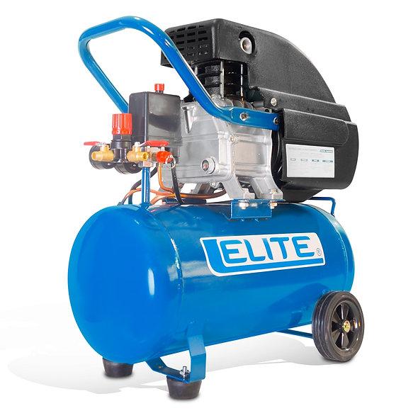 Compresor 2,0 hp 1 Piston 125 Psi 20 Litros 6,0 Cfm ELITE