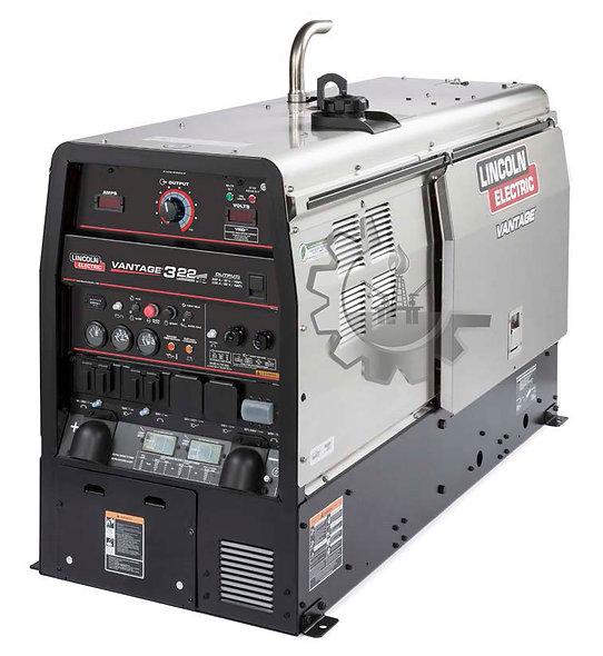 VANTAGE® 322 LINCOLN Motosoldador 300 AMP