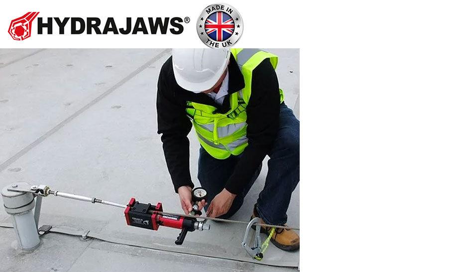 Hydrajaws® Tester Probador Para Líneas de Vida