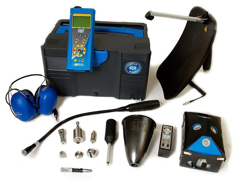 Sistema de Detección por Ultrasonido SDT