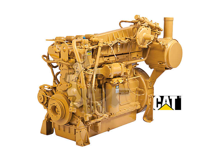 CAT Motor Gas 108 kW (145 hp) 1800 Rpm