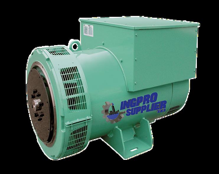 Alternadores Baja Tensión 456 - 750 kVA - 4 polos Leroy-Somer