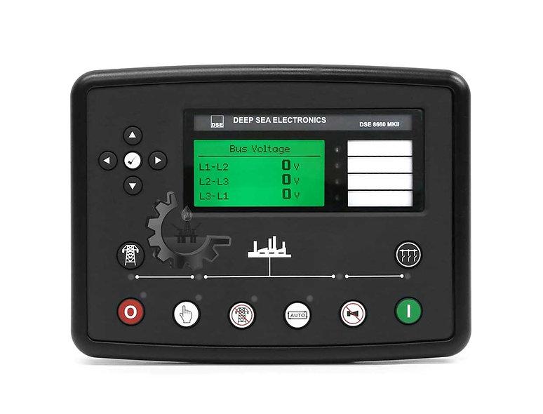 DEEP SEA® Modulo Auto Star/Off Para Generadores Eléctricos