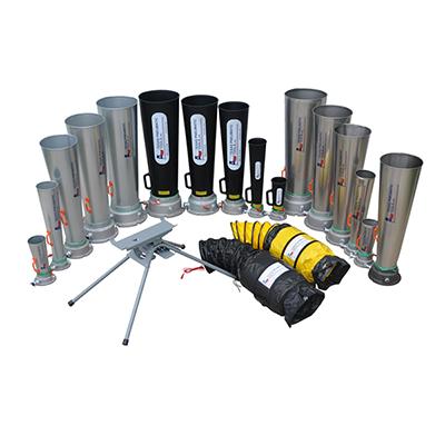 """AIRTOOLS® TX SERIES Ventilador Axial Neumático 3, 6, 8, 9 Y 10"""""""