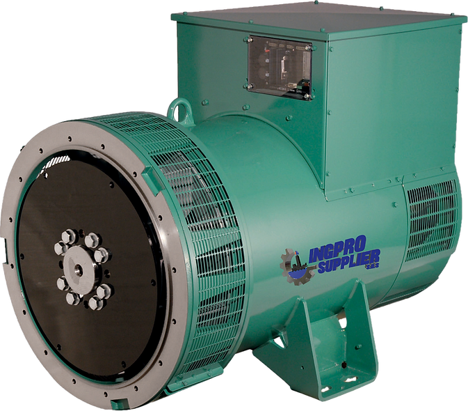 Alternadores Baja Tensión 825 - 1250 kVA - 4 polos Leroy-Somer