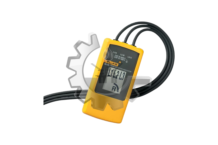 FLUKE Indicador de rotación de fases (Secuencímetro)