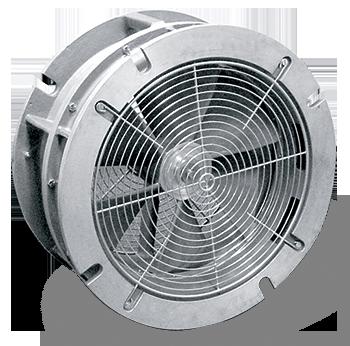 """COPPUS® CP-20 Ventilador Axial Neumático 20"""""""