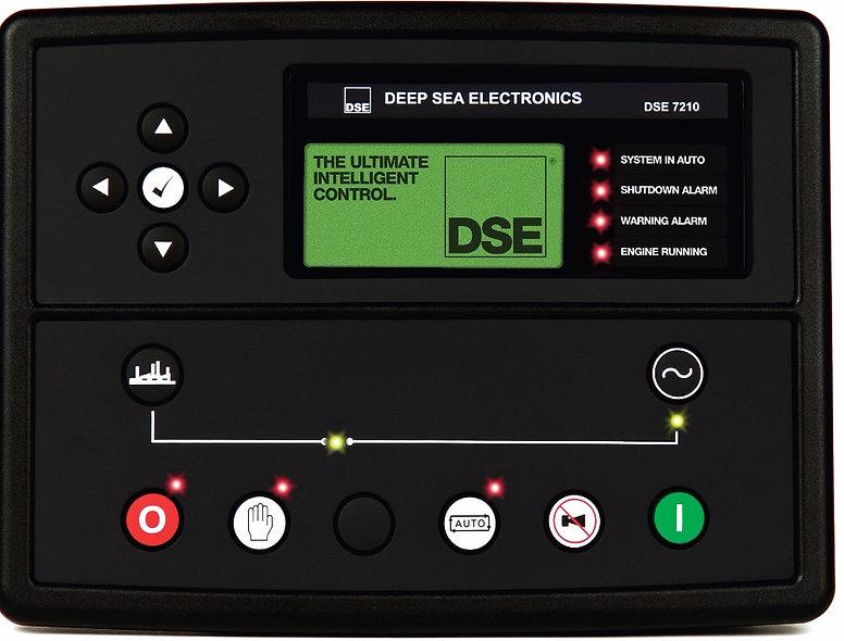 DSE7320 DEEP SEA Modulo Auto Star/Off Para Generadores Eléctricos