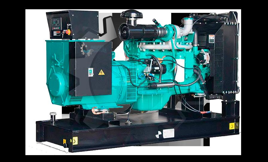 Grupo Generador Diesel 160 Kva 3 Fases 1800 Rpm
