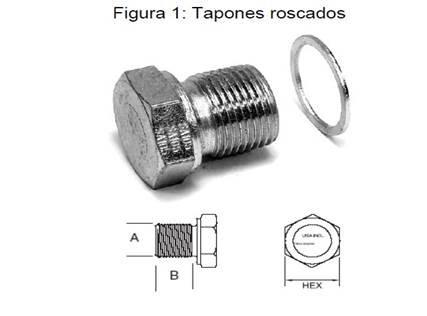 Tapones Roscados (Accesorios de Instrumentación)