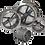 """Thumbnail: COPPUS® REACTION FANS Ventilador Axial Neumático 12, 16, 20, 24"""""""
