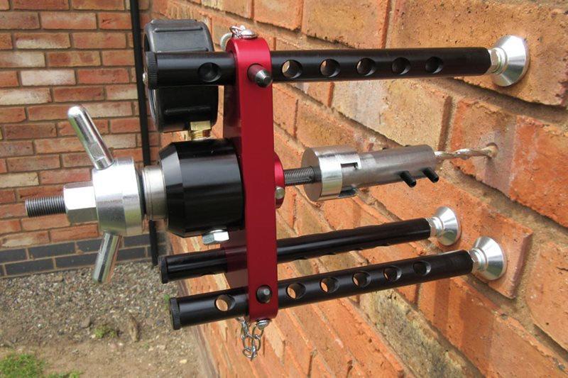 Hydrajaws Model Wall Tie Tester Mk2