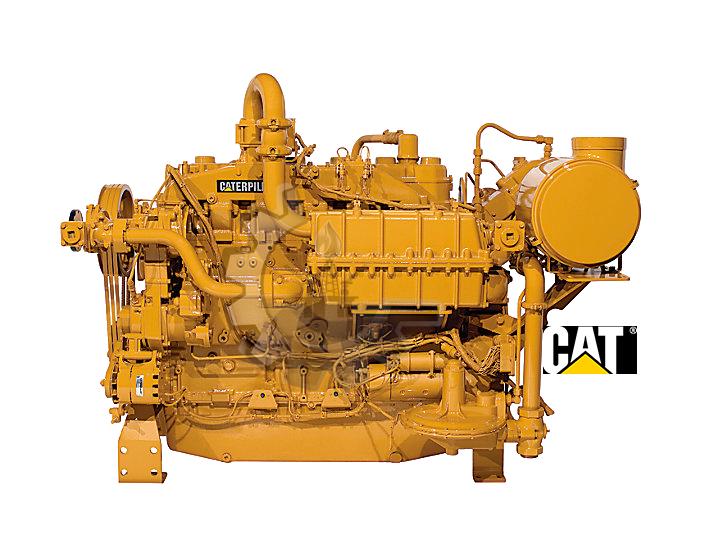 CAT Motor Gas 160-272 kW (215-365 hp) 1800 Rpm