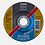 Thumbnail: Discos de Desbaste Línea PS-FORTE Centro Deprimido