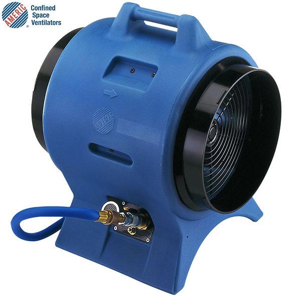 """AMERIC® Ventilador Axial Neumático 12"""""""