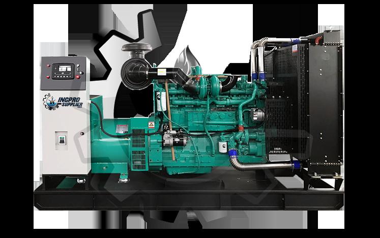 Grupo Generador Diesel 625 Kva 3 Fases 1800 Rpm