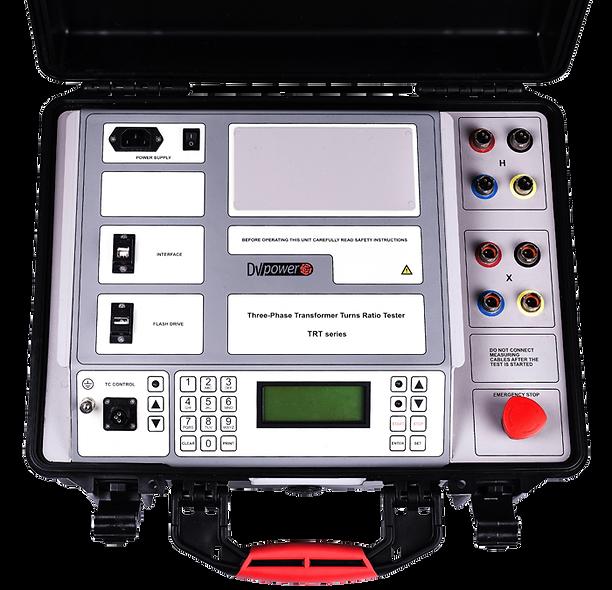 """Analizador Digital de Transformadores """"TTR""""DV-Power"""
